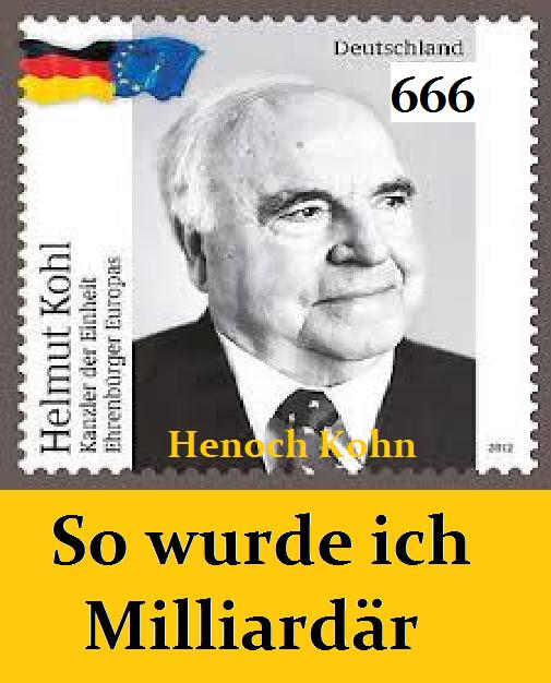 Wer ist Henoch Kohn? | Mywakenews's Blog