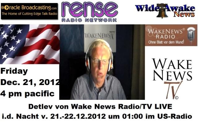 Detlev US-Radio 21.12.12
