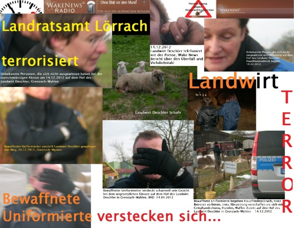 Landratsamt Lörrach terrorisiert Landwirt