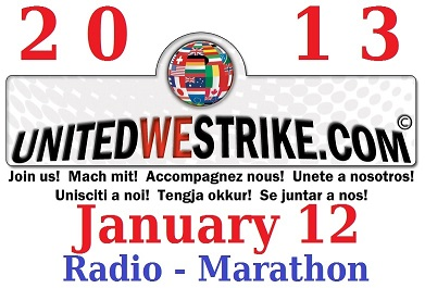 2013 UWS Radio Marathon Jan 12sm