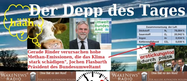 Depp des Tages Flasbarth