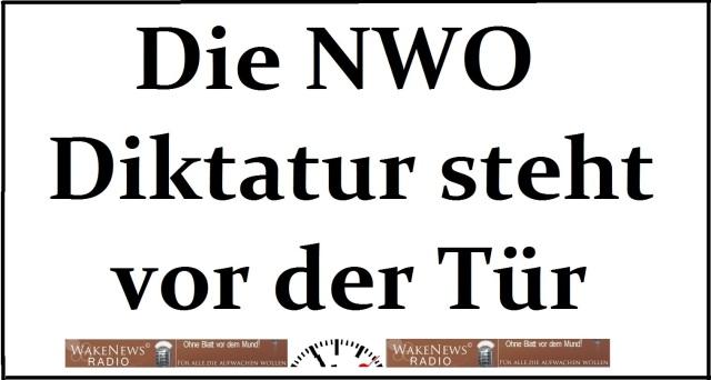NWO Diktatur
