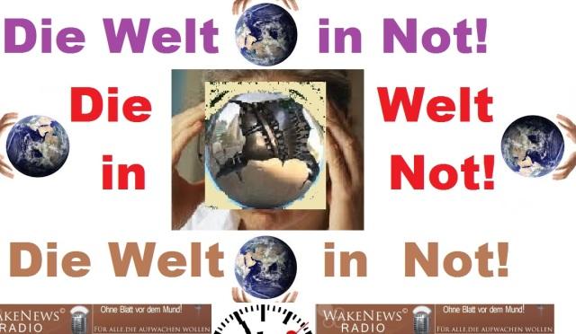 Die Welt in Not