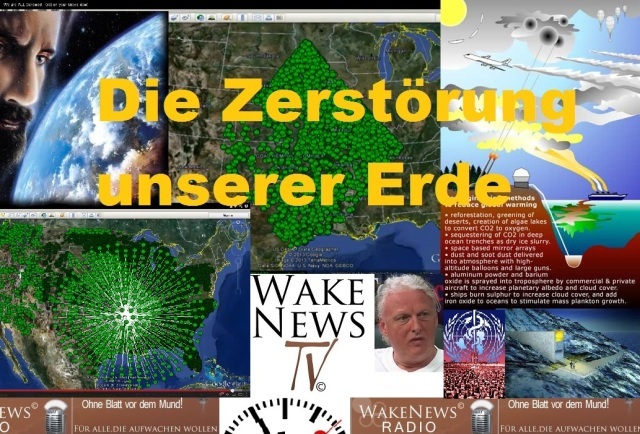 Die Zerstörung unserer Erde