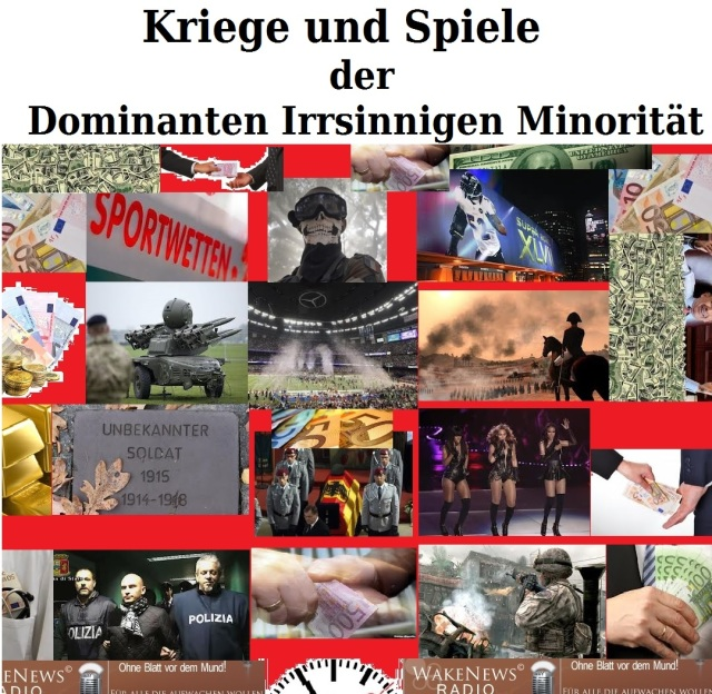 Kriege und Spiele der DIMs