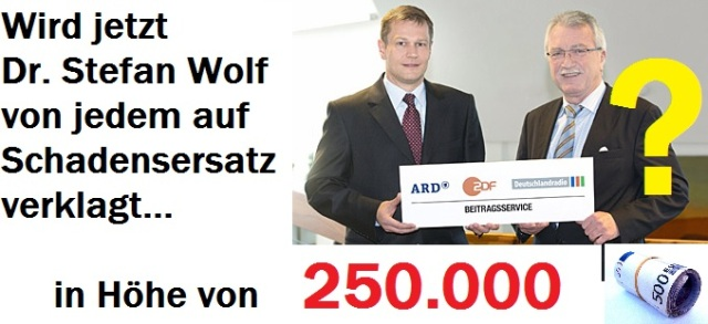 Wolf Schadensersatz