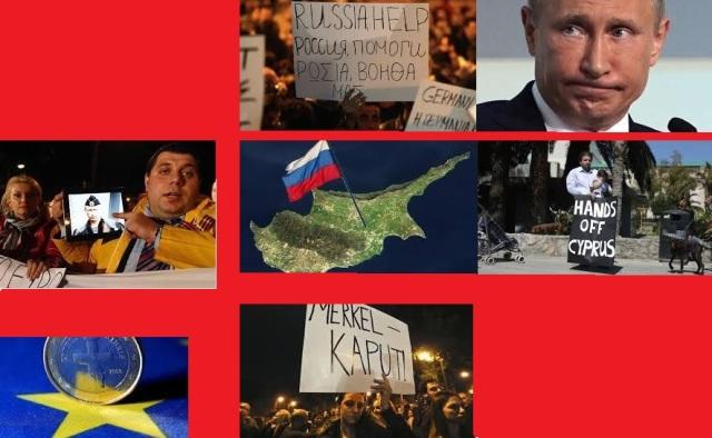 Russland Zypern Retter