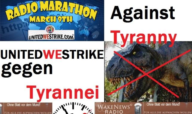 Unitedwestrike against tyranny