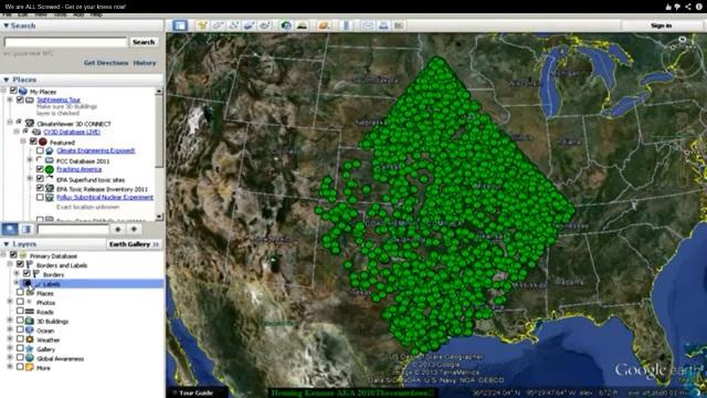 EPA Toxic Waste Dumps 2011 USA
