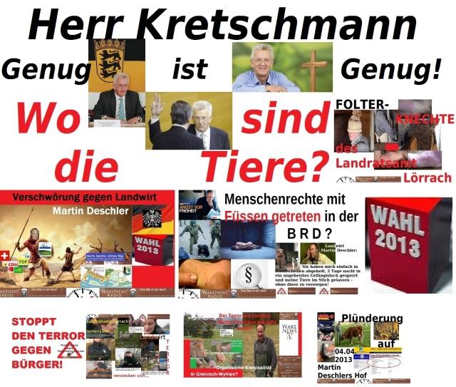 Herr Kretschmann - Genug ist Genug!