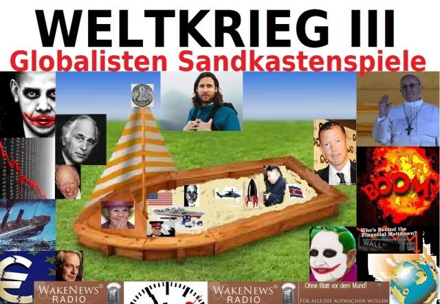 Weltkrieg 3 Globalisten Sandkastenspiele