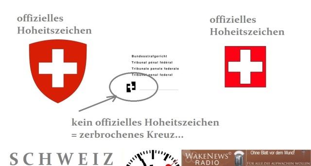 Schweizer Hoheitszeichen