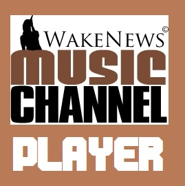 Wake News Music Channel Player