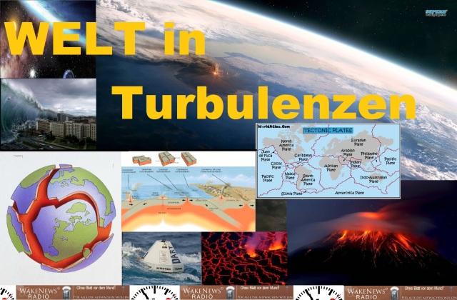 Welt in Turbulenzen