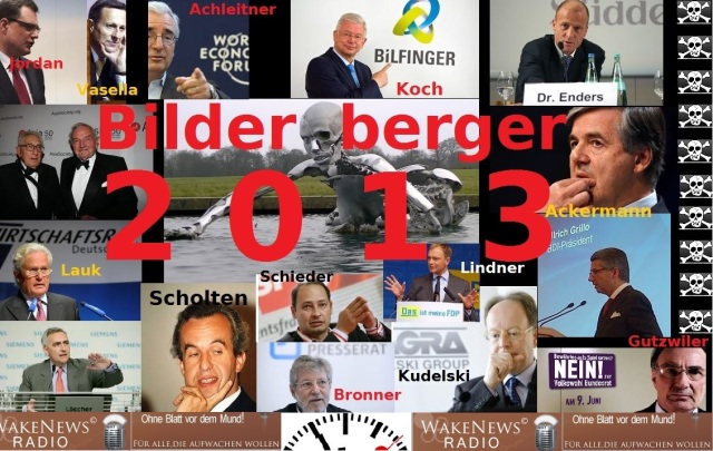 Bilderberger 2013 Wake News