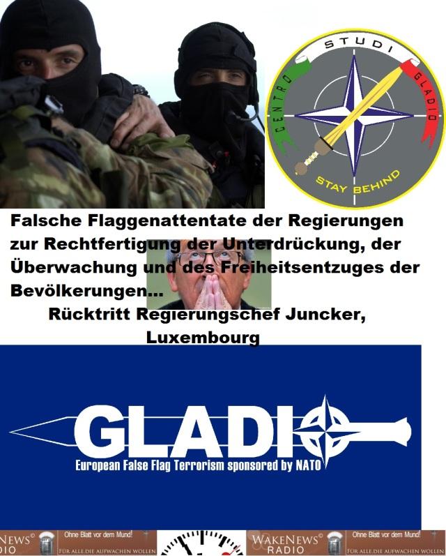 GladioFalscheFlaggeJuncker