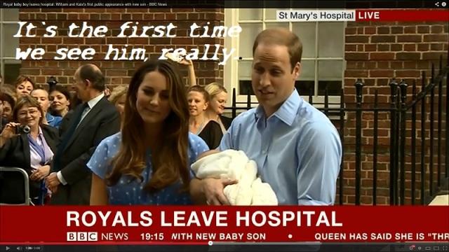 Kate + Baby 2 mit Mark
