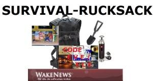 Survival-Rucksack
