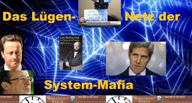 Das Lügennetz der System-Mafia