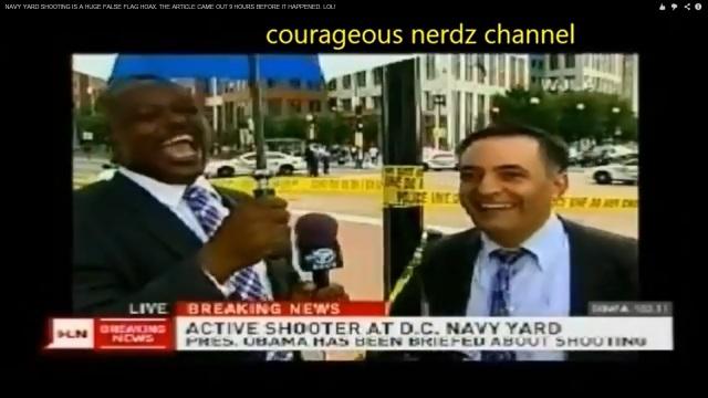 Navy Shooting Gelächter 16.09