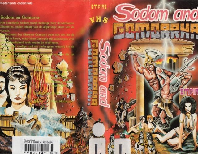 SODOM-AND-GOMORRHA