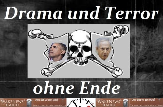Dram und Terror ohne Ende - Wake News Radio TV