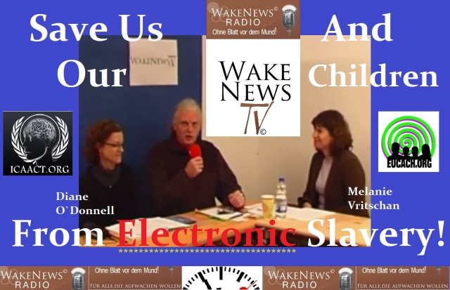 Save us and our children from electronic slavery
