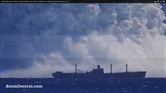 Treason Nuclear Detonation