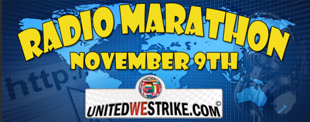 UWS Radio-Marathon Nov 9 2013