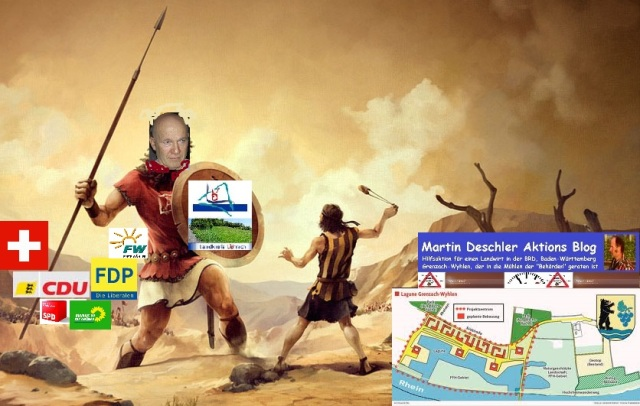 Martin gegen Goliath
