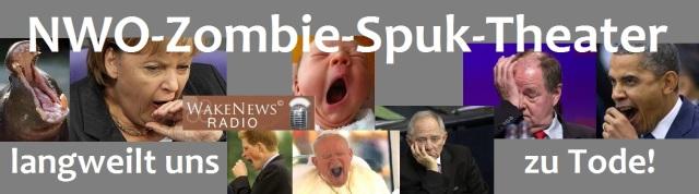 NWO Zombie Spuk Theater