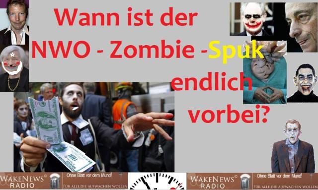 NWO Zombie Spuk