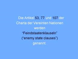 Feindstaatenklausel