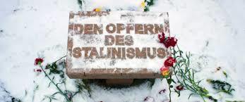Opfer des Stalinismus