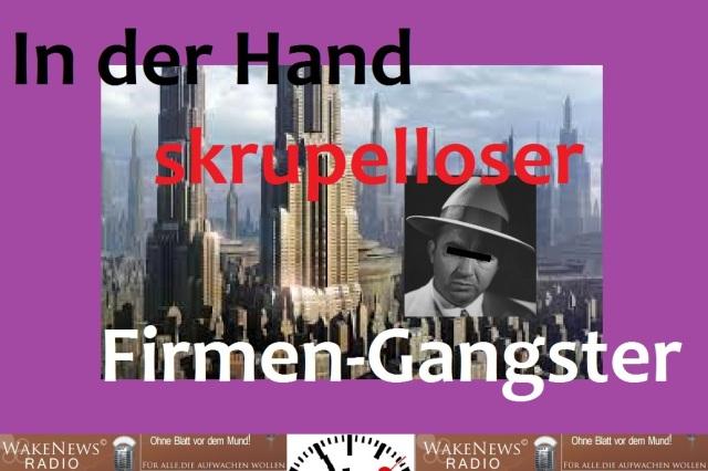 In der Hand skrupelloser Firmen-Gangster