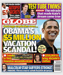 obama vacation scandal