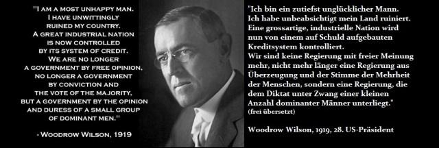 Woodrow Wilson e-d