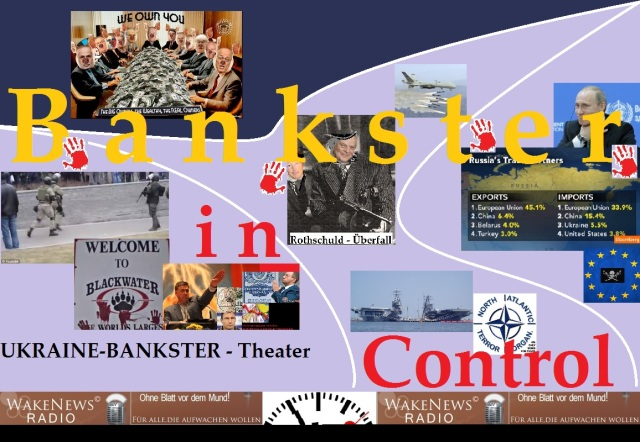Bankster in Control