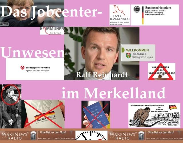 Das Jobcenter-Unwesen im Merkelland