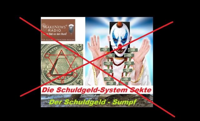 NO Schuldgeld-Systemsekte