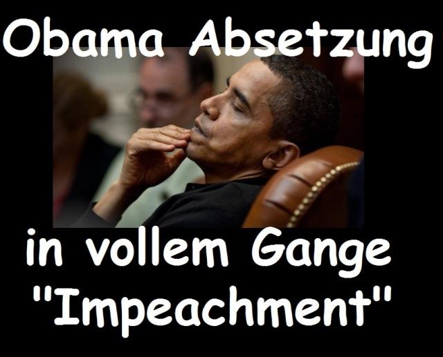 Obama Absetzung