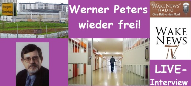 Werner Peters LIVE-Interview 20140327