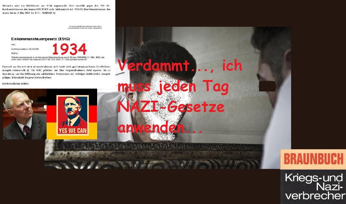 BRiD Nazi-Gesetze