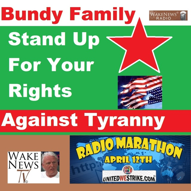 Bundy Family Stand Up For Your Rights