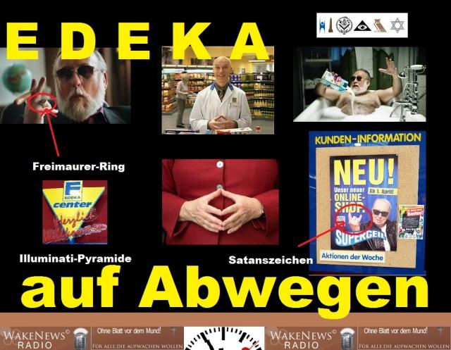 EDEKA auf Abwegen - Wake News Radio TV