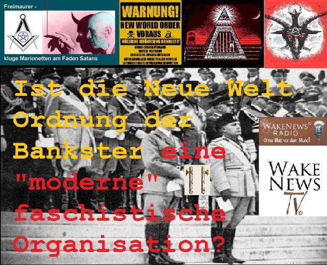 NWO - Faschismus