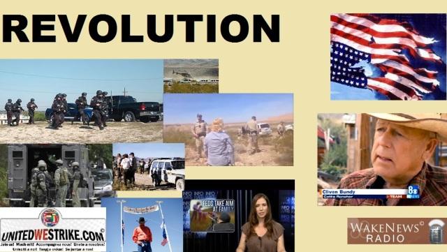Revoltion USA - Bundy Ranch