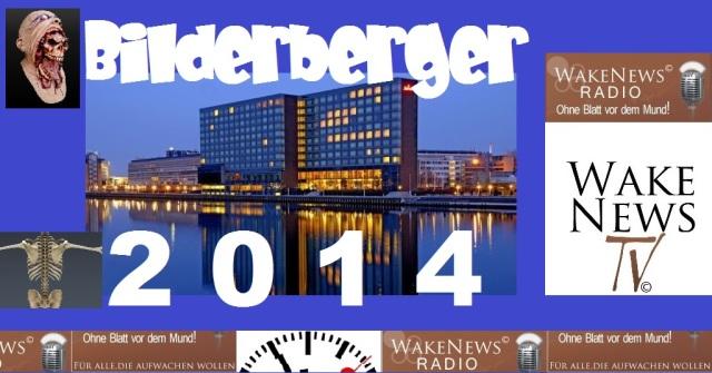 Bilderberger 2014 Kopenhagen