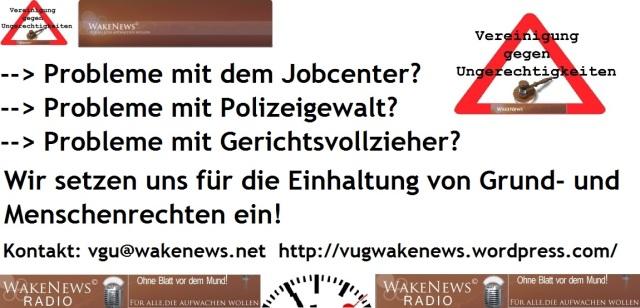 Probleme - VUG Wake News
