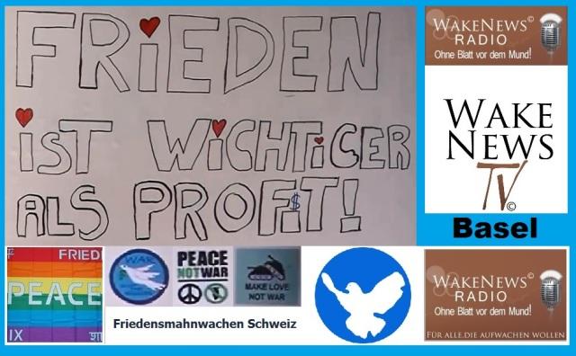 Friedensmahnwache Basel allgemein